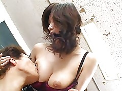 Riko Tachibana porn tube - asian ass licking